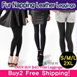 [Buy 2 FREE SHIP]★New Arrival★Korea Winter Napping Leggings Skirts Skinny Pants★[S~2XL] PLUS SIZE★Elasticity Banding Pants/Various Designs★Denim/Corduroy/Suede/Fur Napping★High Stretchy