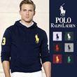 Polo Ralph Lauren Hoodie classic-fit big pony t shirts