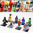 ★ Selegor ★ Mini Figures ★ IronMan ★ Super Heroes ★ Loki ★ Captain America ★ Superman ★ Batman ★ Ninja Turtle