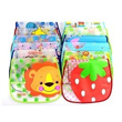 Premium Cartoon Waterproof Plastic Pocket Bib*Smock*Feeding*Craft*Meal Time*Babies*Toddlers