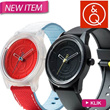 [BEST SELLER!!]JAM TANGAN QnQ SMILESOLAR SERIES