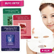 (MiJin Cosmetic)MJ Care Essence FACE Mask Sheet-31 Type KOREAN IDOL SKINCARE Selection-