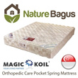 MAGIC KOIL ORTHOPEDIC CARE POCKET SPRING MATTRESS