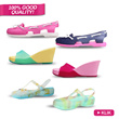 Womens Shoes/Flip flops/Boat shoes/Womens shoes/Sandals/Night glow Beach sandals/Jellies/Jelly Shoes/Couple shoes/Super Comfortable/Candy Color/Summer shoes/beach shoes/Cacharel