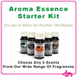 Aroma Essences [For Water Air Purifier / Revitalizer Use] 5 x 30ML bottle( Trial Pack )Aromatherapy