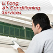 $11 for 1 unit of General Air-Con Servicing by Li Fong Air Conditioning Services(Worth $30)