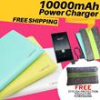 Lepow Poki 10000mAh Power Bank Lithium Ion Polymer Slim MIUI Portable Charger For Xiaomi Htc Huawei Samsung Apple