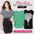Plus size dress 2014 New arrivals/ women's dress/ fashionable style dress/ long-sleeved chiffon dress/ high quality and low price dress/ XL-4XL size