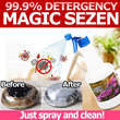 [Magic sezen] 99.9% detergency! Just spray and clean/ cleaner/ detergent/