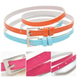 【GOODSSTAR】NEWEST ARRIVAL PU Belt/Ladies belt/Korean style/colorful/candy color/fashion/sacrifice sale#5523#