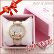 Christmas Gift ♥ 3D Clay MINI Watch ♥ NETT PRICE ♥ XMAS / NEW YEAR / CNY PROMOTION Best Presents !