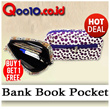 Hot promo buy 1 get 1 free Bank Book Pocket