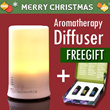 For Christmas gift! Aroma Diffuser Humidifier ultrasonic waves with light 100ml/500ml/Air Purifier/Air conditioner