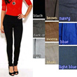 Celana Panjang / Celana Katun / Woman Pants Serries | Cotton Elastane [9 COLOR AVAILABLE]