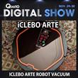 Robot vacuum cleaner Korea Big Hit item