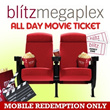 [Super Deal] Blitzmegaplex All-Day Movie Ticket