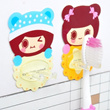 [One Space] Cute toothbrush holder/ magic wall hook  New arrival for ideal home design.