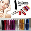 20 selection -Refillable Travel Fragance Perfume Atomizer Spray