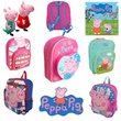 ▶Peppa Pig series Adorable Kid's Backpack◀GFA-Sweet designs for your lovely kids/ Lightweight for kids