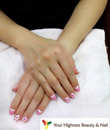 $20 for Classic Manicure + Pedicure at Your Highness Beauty N Nail in Bugis Cube (Worth $50)!