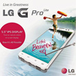 [RED and GOLD READY STOCK]LG G pro Lite D684|5.5-inch Large and Clear IPS Display|Stylus|Official LG warranty|FREE shipping