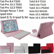[Many Models] Removable Wireless Bluetooth Keyboard Leather stand Case Cover for ipad mini2 ipad air Samsung GALAXY Tab Pro T320 T520 T900 Note 10.1 2014 P600 N8000 N5100 T110 Google Nexus 7 2nd