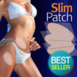 ♥[Hottest Item] 270000 sold in Korea♥ [LoLo] S-Line Slim Body patch weight loss slim/Diet Slimming P