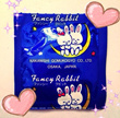 [FREE SHIPPING] Japan Ultra Thin Fancy Rabbit Condom/ Black King Kong/ Gold Condom/ G-Spot Condom/ Safe Sex/ Pleasure
