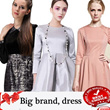 2014 summer euramerican style/fashion dress