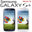 ★Samsung New Galaxy S4 With 4G LTE★SHV-330S 32GB/4G LTE Full HD Arctic Blue (Unlocked)/1 Year Samsung Warranty