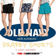 [BRANDED SALE] DRAPEY SHORTS | ON | 100% AUTHENTIC [NEW ARRIVAL]
