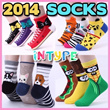 Free gift Event [5+1 / 10+2 / 20+4 ] Korean Best selling socks updated! MADE IN KOREA 2014 k pop star WOMEN man mens men socks style / GIRL / COOL SUMMER /LOAFER / INVISIBLE trival socks/ankle