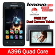 Lenovo A396 4.0inch Quad Core Android Phone | FREE 7inch Dual Camera Tablet !!!