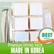 ★200PCS premium laundry drying rack★ / Fast delivery in SG /christmas / Made in Korea / Premium qual