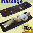 ☆Massage Cushion☆Full Body Massager-Multifunction.Whole body vibration.Relax the body. Health. Comfort. To family. To friends. To yourself.