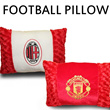 FOOTBALL pillow ^^Choose Your Favorite TEAM^^