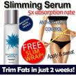 *Special PROMO*[ENZSerum fr France] Slimming Serum. Anti-cellulite control. Clinically proven to be effective. Trim Your Fat and Shape