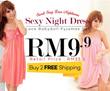 [BUY 2 FREE SHIPPING]Cheap Sale - Sexy Sweet Night Dress Lace Sleepwear Babydoll Pyjamas Set