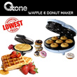 OX-830 DONUT MAKER|OX-831 WAFFLE ★OXONE★ ▶ 1 years warranty ▶