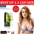 [ST HERB HOLIDAY SALE] St Herb Breast Cream 100g ★ No.1 Trusted Brand ★ Pueraria Mirifica Breast Enhancement Bust Up 2 Cups Lifting Firming ★ Spore Ready Stock 泰国进口圣荷丰胸霜