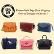 GSS SALES New Updates (14/7) - korean ladies bag sling bag tote bag colorful backpack FREE SHIPPING