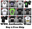 WWE Superstar Short Sleeve T-Shirt