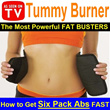The NEW AMAZING Weight-Loss BEIT - TUMMY Burner/Fitness Fat Cellulite Burner/Waist Trimmer/Six Pack -Slimming/Diet/Fat Busters