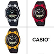 [CASIO]NEW ITEM - ORIGINAL CASIO SPORT COMBINATION COLLECTION WATCH