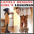 ★2013★Girl leggings/Pants/bottom/SALE/Lovely designs/Kids wear/Made in Korea/