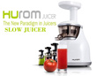 ★2014 New Hurom★Best Collection★HD-WWF09 ( Included juice cap!) Slow Juicer Extractor Fruit★free shi