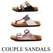 FREE SHIPPING!!! COUPLE FLIP FLOP/CORK SLIPPERS