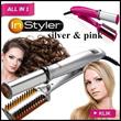 [HOT ITEM]InStyler Hair rotating Iron Hair Curler - Straightener/ Digital Perm/ Curl