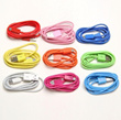 [FREE SHIPPING] Hot Sale!!!1M 3FT Colorful Micro USB Data Sync Charger Cable for Samsung Galaxy Noki