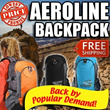 35L Aeroline Multifunctional Professional Water-proof Mountaineering Backpack – Comes in colours!